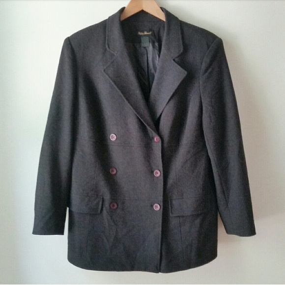 a9a62683db3 Ashley Stewart Gray Fall Winter Jacket Coat
